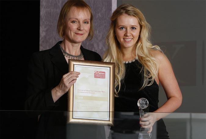 Агентство Ex Libris победило в международном конкурсе AMEC Awards 2010 и получило Гран При конкурса