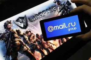 Mail.ru Group вложит в компании-разработчики игр до $100 млн за два года