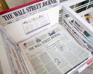 The Wall Street Journal закроет печатную версию в Европе
