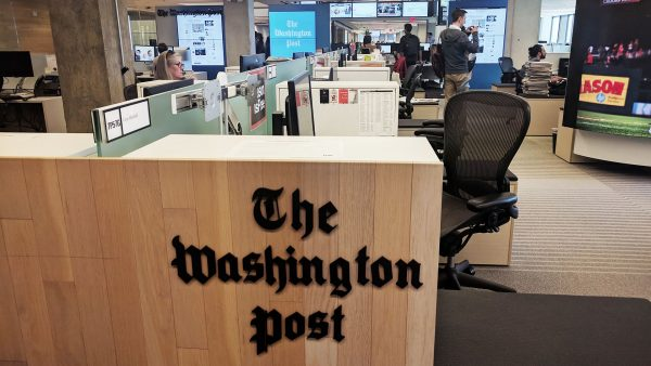 The Washington Post. Как работает одно из крупнейших медиа в мире