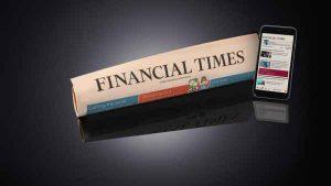 The Financial Times набрала 900 тысяч платных подписчиков