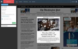 The Washington Post теперь софтверная компания