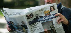 Тиражи основных британских изданий резко падают