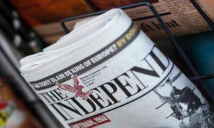 Британская The Independent запустила новый подписной сервис для читателей