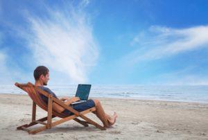 Маркетологи, рекламщики и пиарщики чаще других работают удаленно