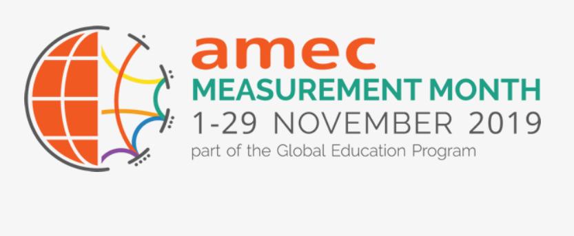 Открытые международные вебинары от PRWeek, Cision, LEWIS, PRISA, под эгидой AMEC Measurement Month: обновленный список
