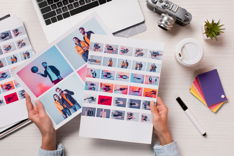 Как правильно использовать фото в создании бренда?