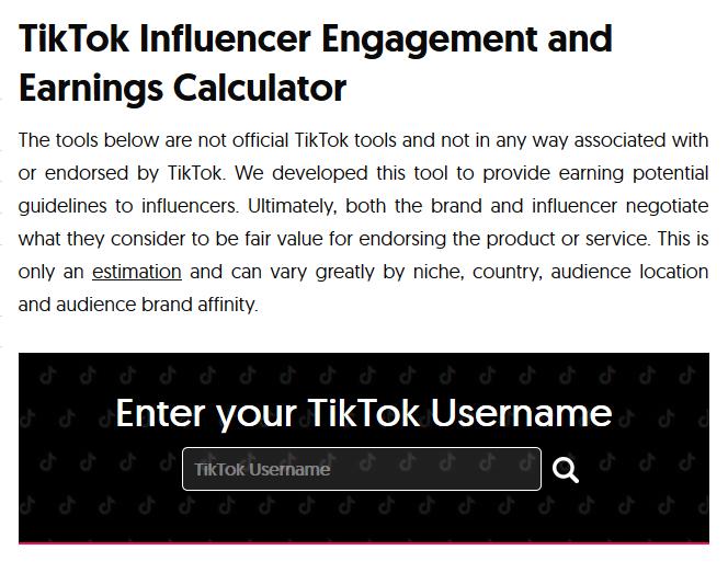 TikTok для брендов: калькулятор стоимости рекламы, статистика аудитории, внутренняя аналитика аккаунта