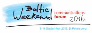 Baltic Weekend 2016