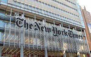 Нью-Йорк Таймс испытывает заголовки на людях