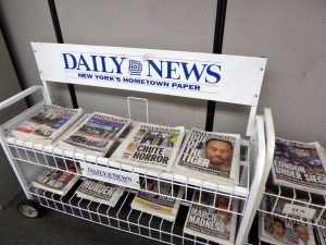 Таблоид New York Daily News
