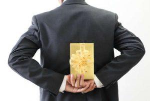 Как подарок может похоронить ваше партнерство