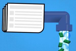 Приложение фейсбук для iOS разрешит издателям монетизировать подписку