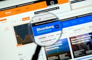 Bloomberg запустит платную подписку