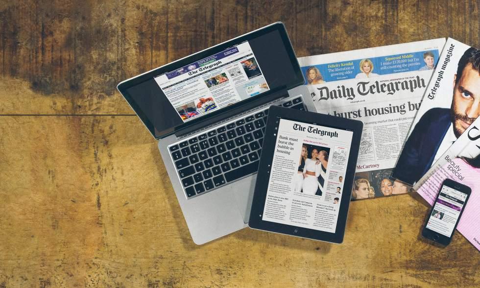 The Telegraph вводит новую медиастратегию